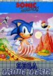 Sonic The Hedgehog Game Gear European Box