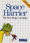 Space Harrier Box