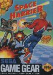 Space Harrier Game Gear Box