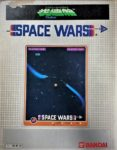 Space Wars Japanese Box