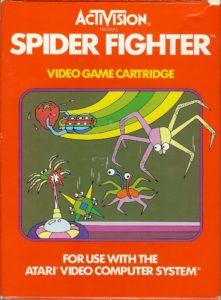 Spider Fighter Box