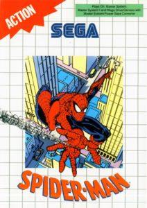 Spider-Man SMS Box