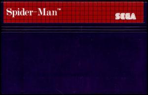 Spider-Man SMS Cartridge
