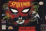 Spider-Man - The Animated Series SNES Box