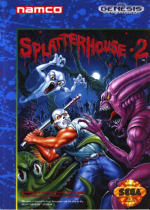 Splatterhouse 2 Box