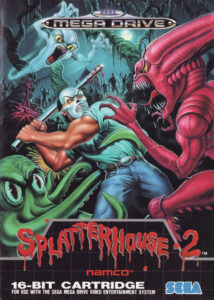 Splatterhouse 2 European Box