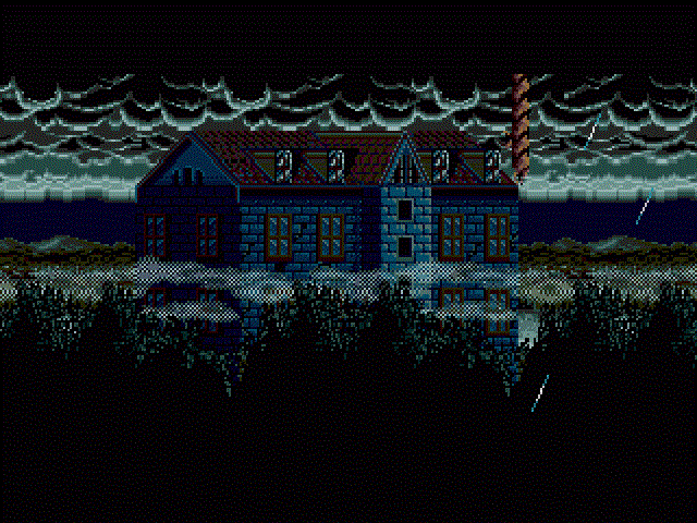Splatterhouse 2 - Intro