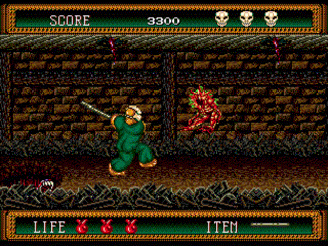 Splatterhouse 2 - Smashing Demons