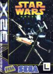 Star Wars Arcade Mega Drive 32X Box