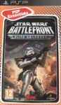 Star Wars - Battlefront - Elite Squadron PSP Box