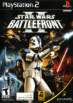 Star Wars - Battlefront II PS2 Box