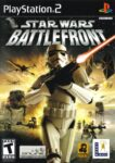 Star Wars - Battlefront PS2 Box