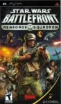 Star Wars - Battlefront - Renegade Squadron PSP Box