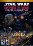 Star Wars - Empire at War - Forces of Corruption Expansion Box