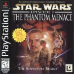 Star Wars - Episode I - The Phantom Menace PS Box