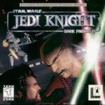 Star Wars - Jedi Knight - Dark Forces II PC Box
