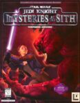 Star Wars Jedi Knight Mysteries of the Sith PC Box