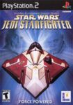 Star Wars - Jedi Starfighter PS2 Box