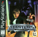 Star Wars - Masters of Teräs Käsi PS Box