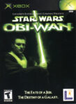 Star Wars - Obi-Wan Xbox Box