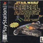 Star Wars - Rebel Assault II - The Hidden Empire Box