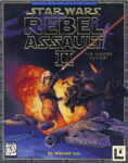Star Wars - Rebel Assault II - The Hidden Empire DOS Box