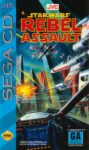 Star Wars - Rebel Assault Sega CD Box