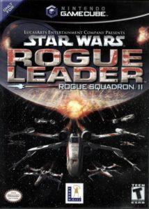 Star Wars Rogue Squadron II - Rogue Leader Box