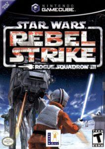 Star Wars Rogue Squadron III - Rebel Strike Box