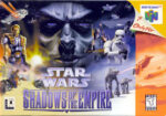 Star Wars - Shadows of the Empire N64 Box