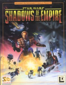 Star Wars - Shadows of the Empire PC Box