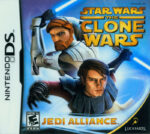 Star Wars - The Clone Wars – Jedi Alliance DS Box