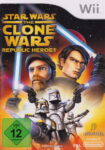 Star Wars - The Clone Wars - Republic Heroes Wii Box