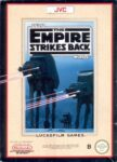 Star Wars - The Empire Strikes Back NES Box