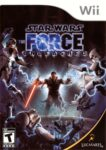 Star Wars - The Force Unleashed Wii Box
