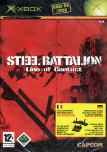 Steel Battalion Line of Contact Box
