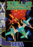 Stellar Assault Mega Drive 32X Box