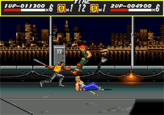 Streets of Rage - Street Battle
