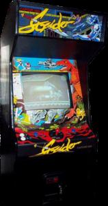 Strider Arcade Cabinet