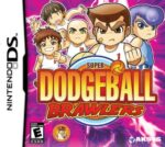 Super Dodgeball Brawlers Nintendo DS Box