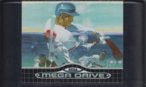 Super League Mega Drive Cartridge