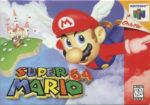 Super Mario 64 Box