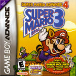 Super Mario Advance 4 Box