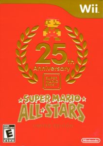 Super Mario All-Stars 25th Anniversary Box