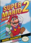 Super Mario Bros 2 Box
