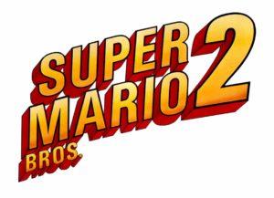 Super Mario Bros 2 Logo