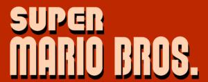 Super Mario Bros Logo