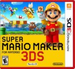 Super Mario Maker for Nintendo 3DS Box