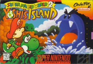 Super Mario World 2 Box