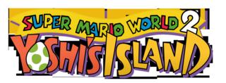 Super Mario World 2 Logo